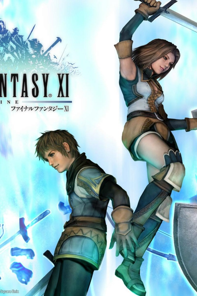 HD final fantasy 06 wallpaper iPhone Wallpapers and Backgrounds 640x960