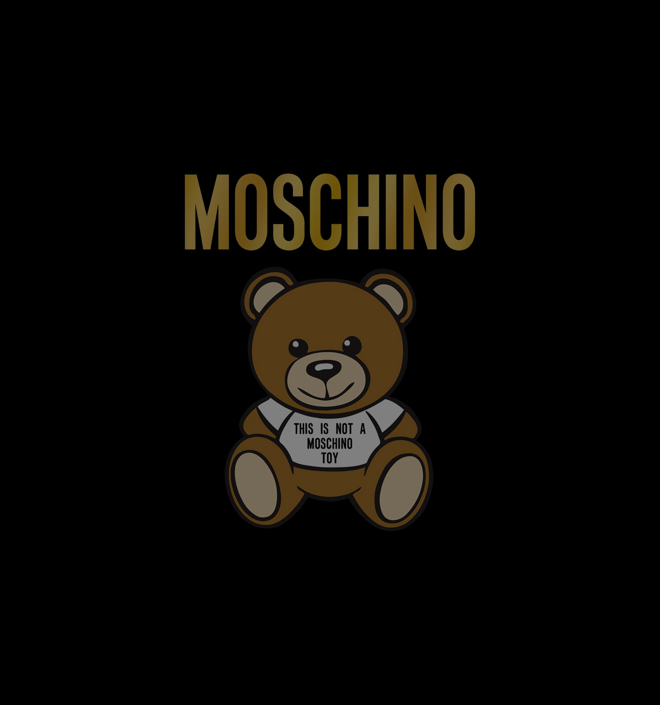 Honor V20 Moschino Teddybear   [2160x2310] 2160x2310