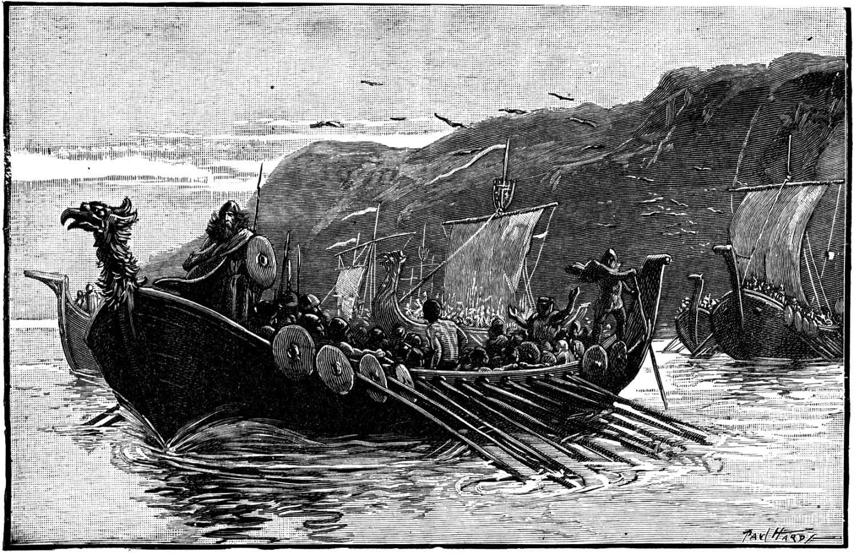 Viking ship wallpaper   ForWallpapercom 1500x972