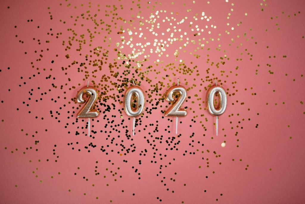 Happy New Year 2020 Images HD Wallpapers 1024x684