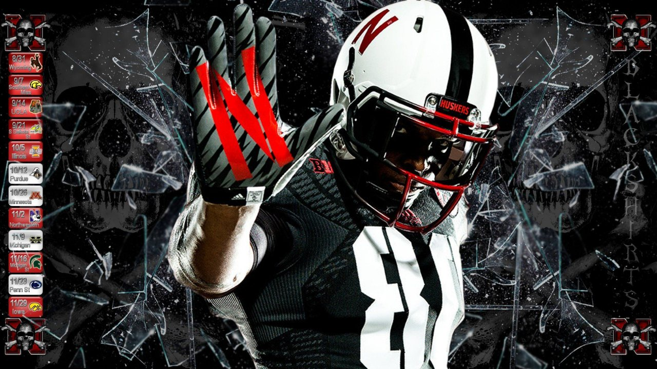 Nebraska Football Images 2 Desktop Images Windows 10 1280x720