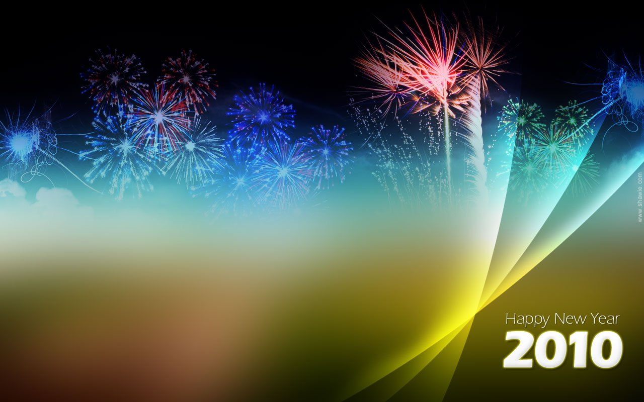 New Year Wallpapers Happy Holidays 1280x800