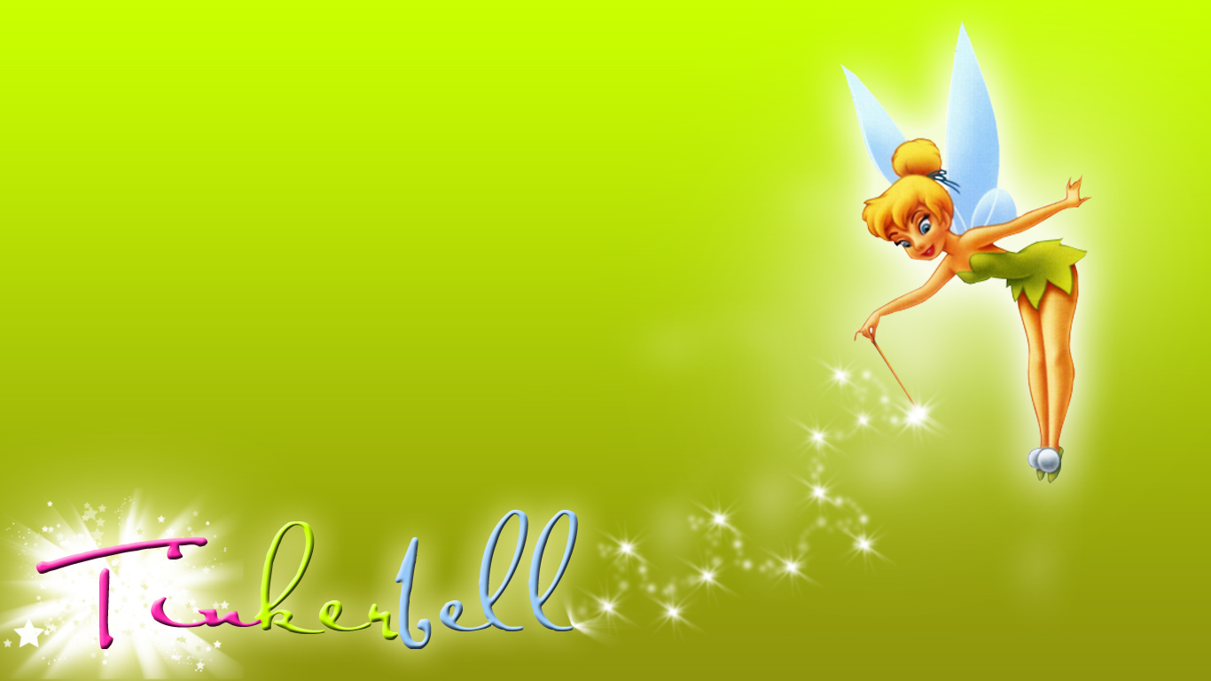 theme wallpaper tinker bell - photo #25