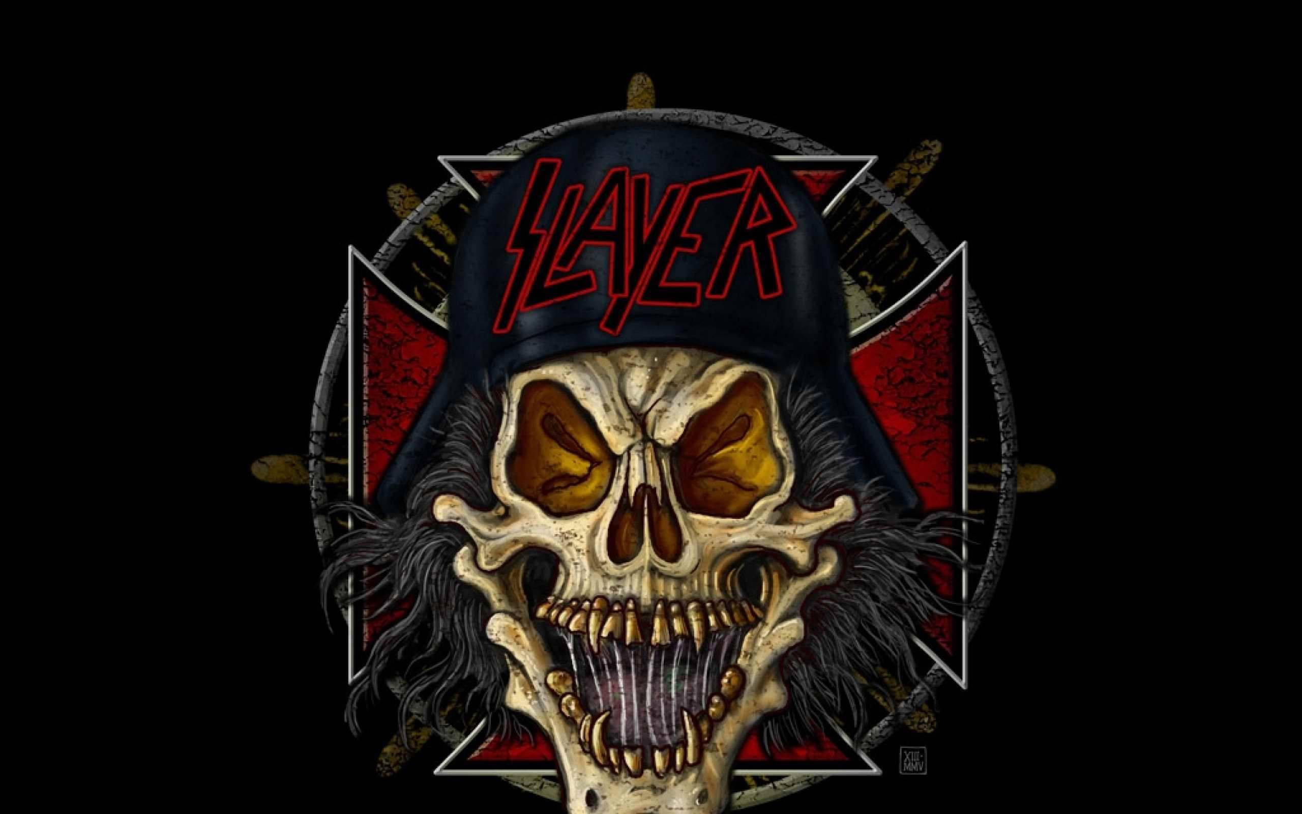 Slayer  Reign In Blood Wallpaper   Metal Music Wallpaper 2560x1600