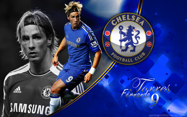 wallpapers hd for mac Fernando Torres Chelsea Wallpaper HD 2013 640x400