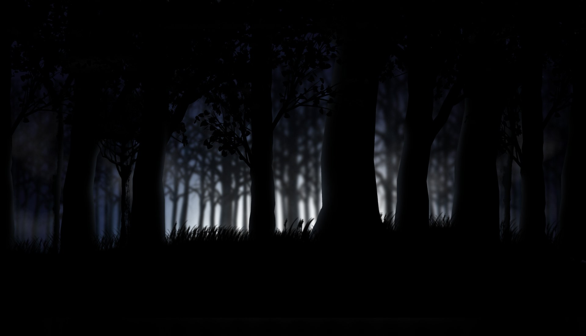 73 Dark Forest Wallpapers On Wallpapersafari