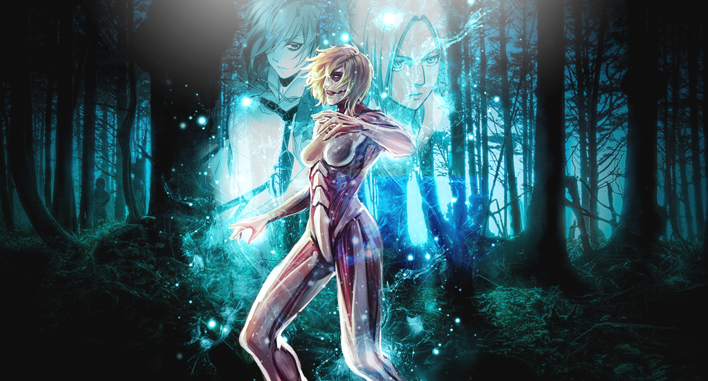 Attack On Titan Wallpaper Annie Annie leonhartd aka female 1024x552