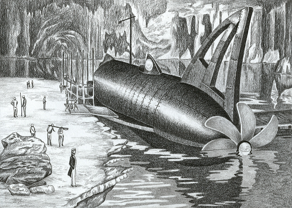 reaction paper in journey to the center of the world Adapting jules verne's journey to more than 300 films and television shows from around the world have journey to the center of the earth.