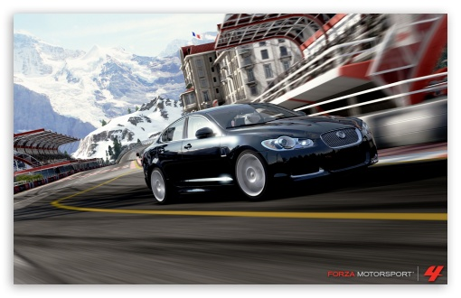 Forza Motorsport 4 HD wallpaper for Standard 43 54 Fullscreen UXGA 510x330