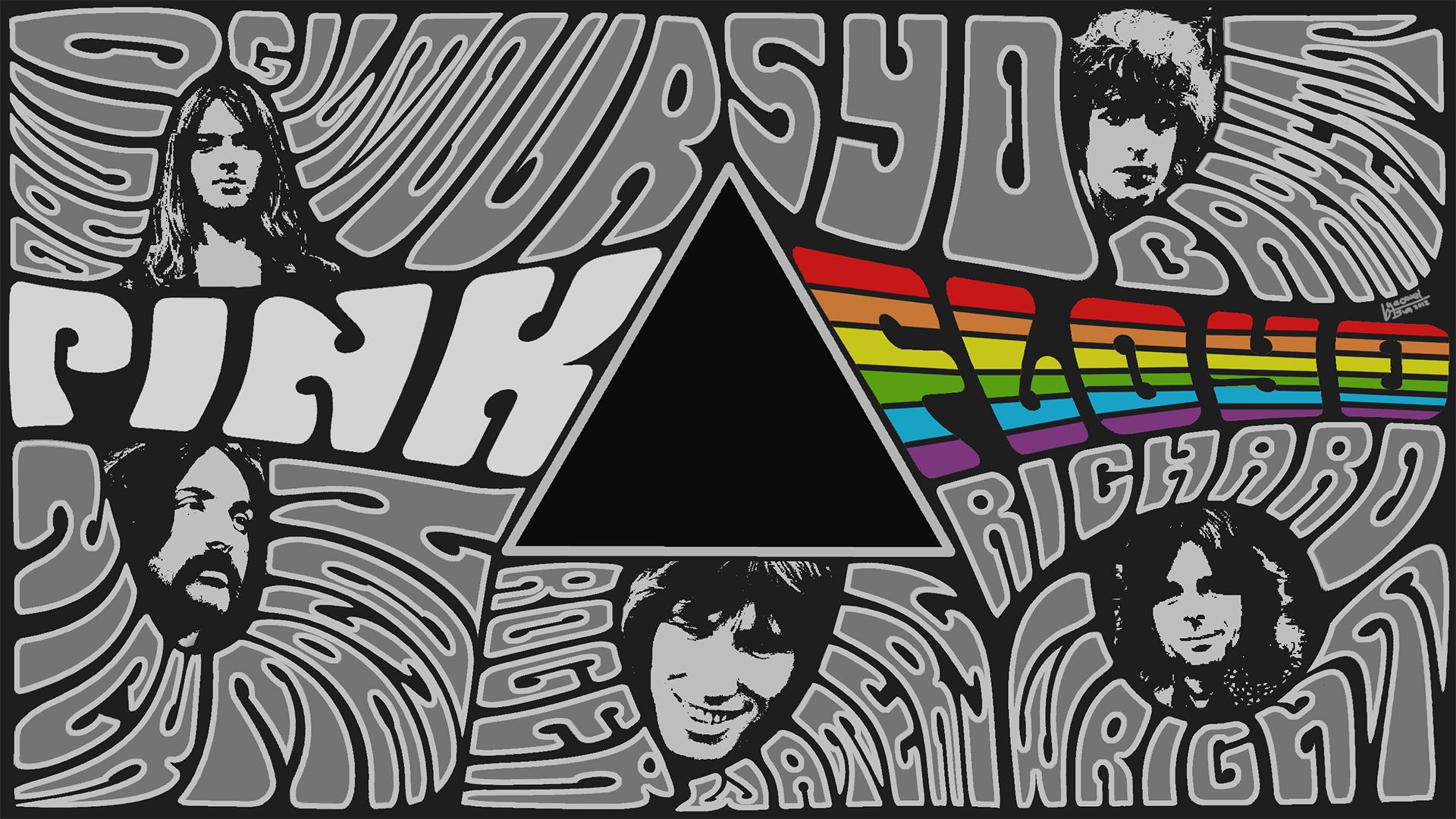 Pink Floyd Tribute by xinometaldeviantartcom   Desktop Wallpaper 1920x1080