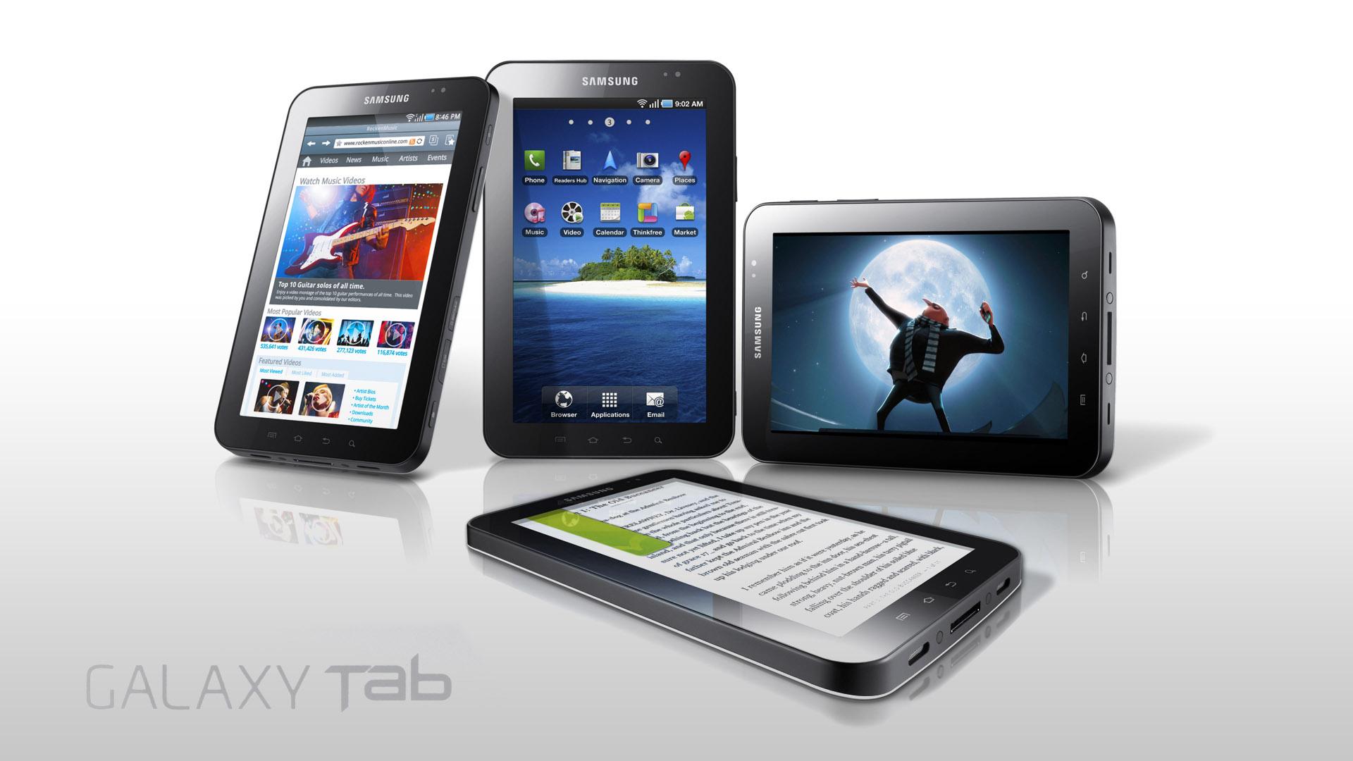 Samsung Galaxy Tab 1920x1080 HD Image Gadgets 1920x1080
