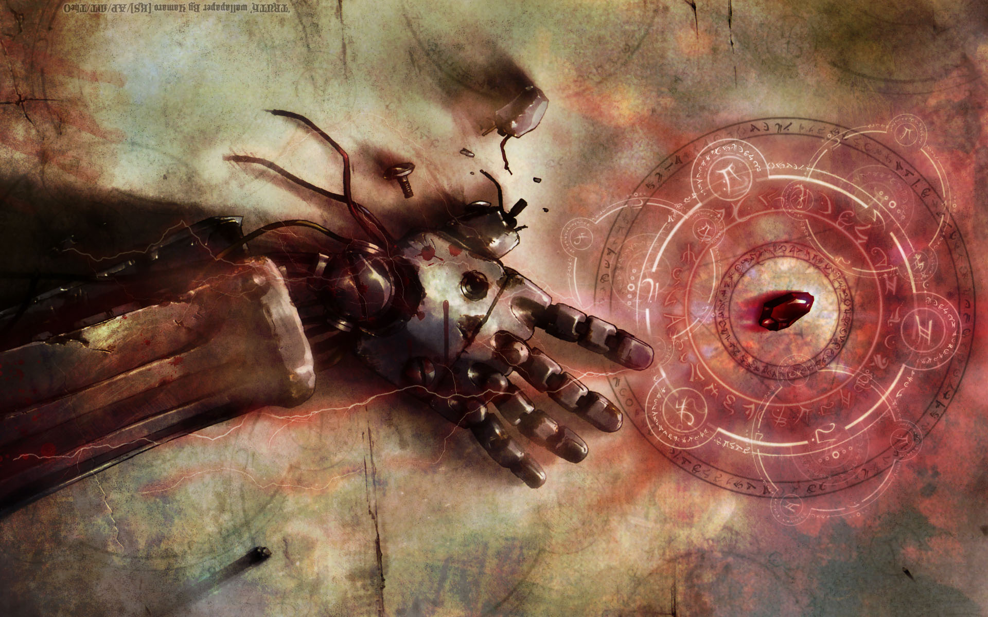 Fullmetal Alchemist Brotherhood Best Quality Wallpapers 1920x1200