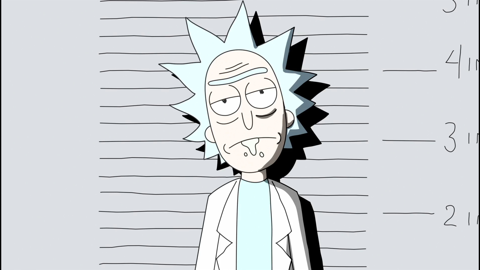 Rick and Morty Full HD Wallpaper and Background 1920x1080