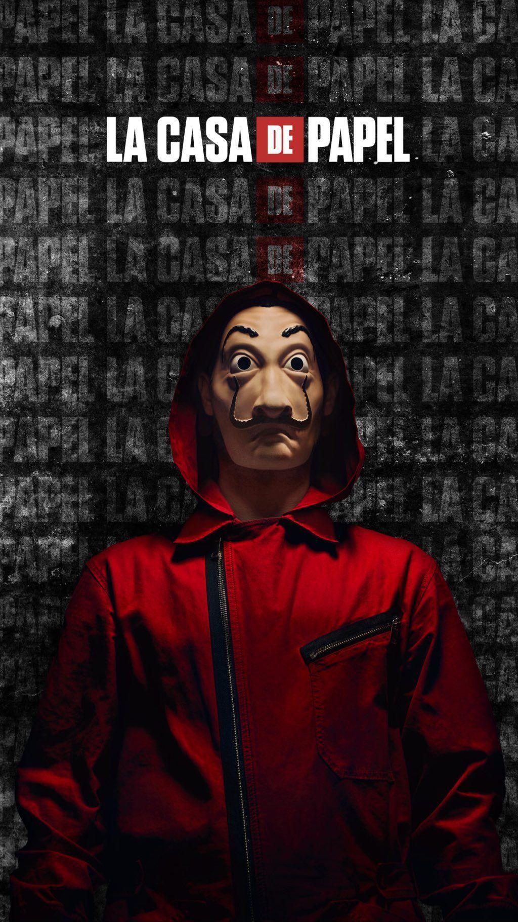 Money Heist Wallpapers   Top Money Heist Backgrounds 1024x1821