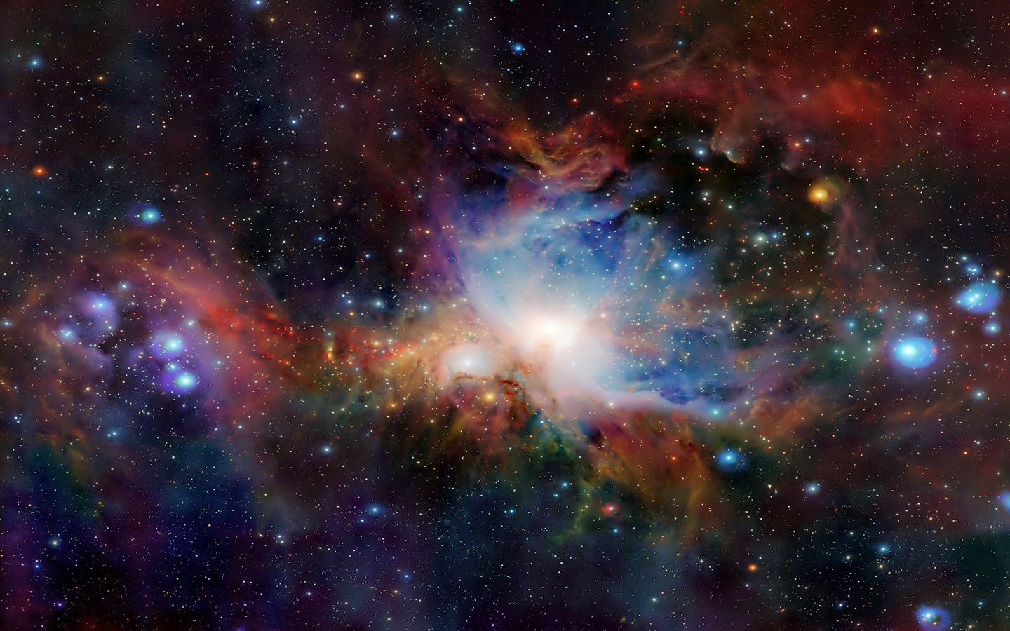 Free Download Nebula Wallpaper Hd 1440x900 For Your