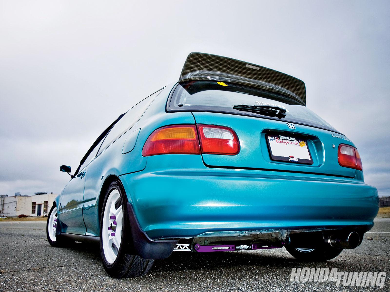 16] Honda Civic EG Hatch Wallpapers on WallpaperSafari 1600x1200