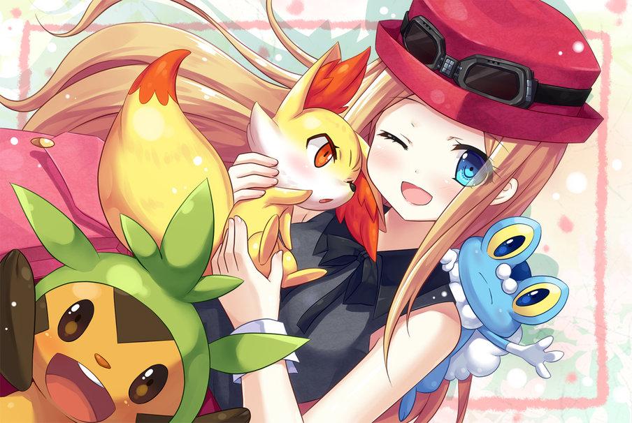 Pokemon X And Y Anime Wallpaper Forwallpapercom X