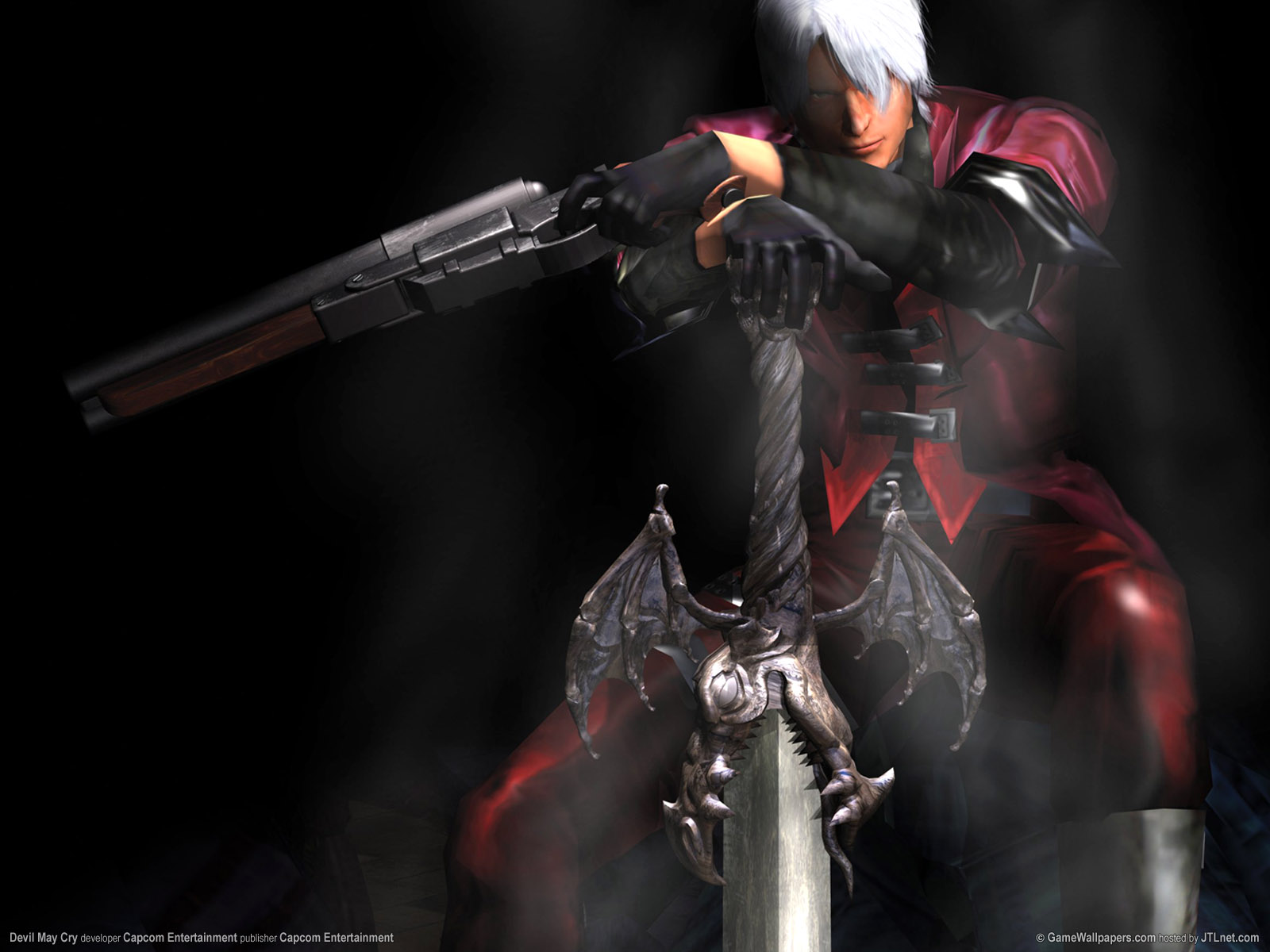 Devil May Cry Wallpapers 1600x1200