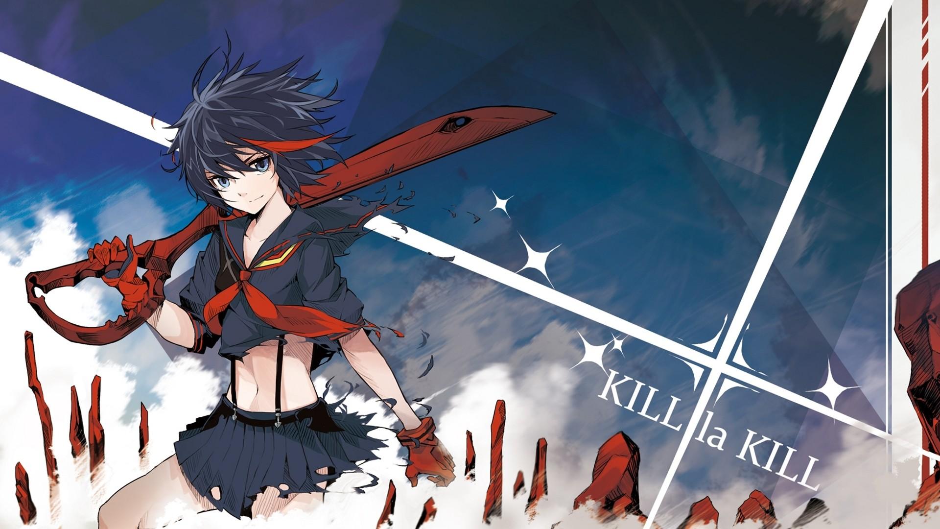 Kill La Kill Wallpaper 1366x768 62 images 1920x1080