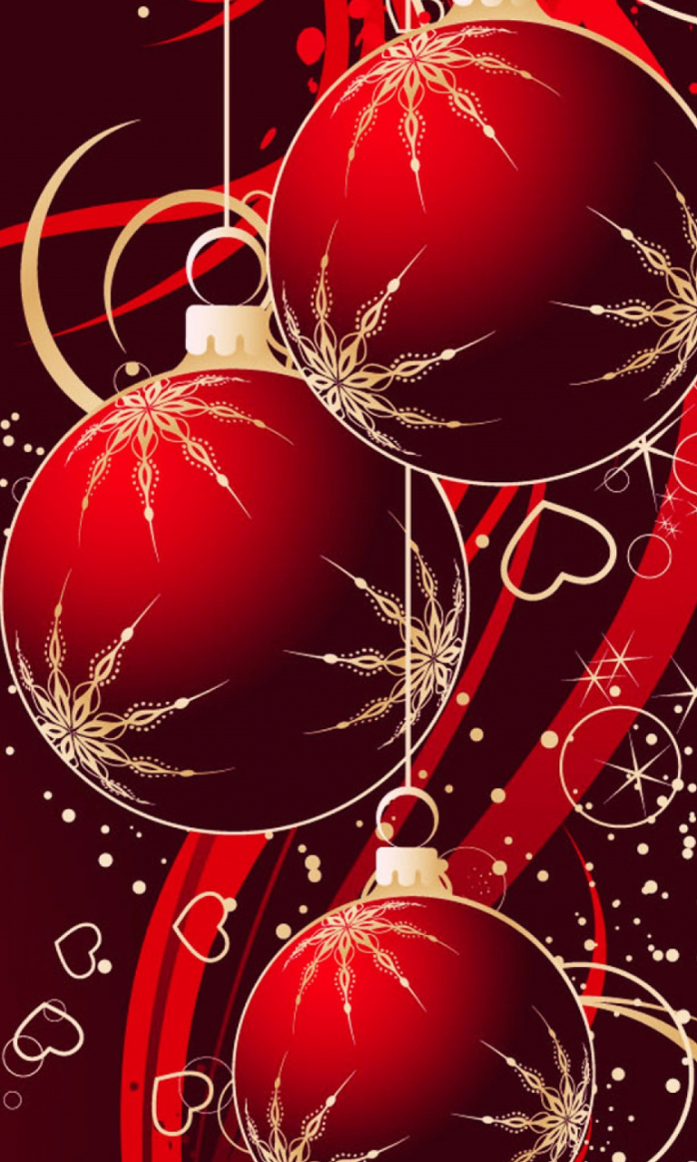 Картинки с новым годом на телефон с анимациями