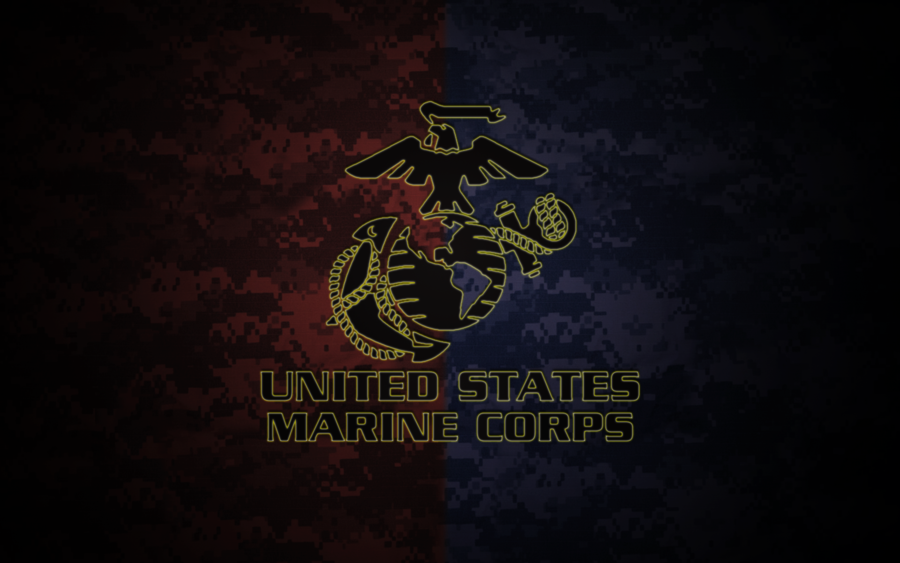 Cool Marine Wallpaper Wallpapersafari