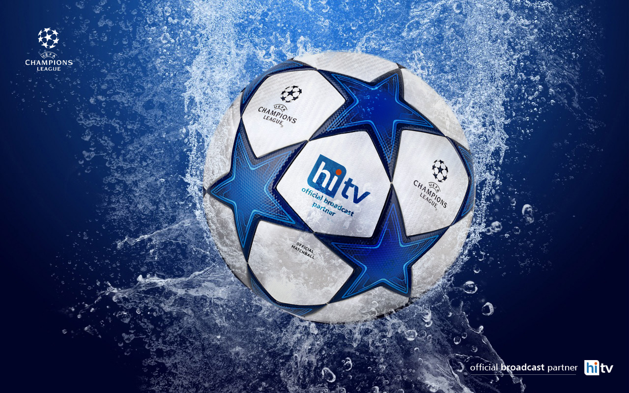 UEFA Champions League 201011  Winding Down in Grand Style on HiTV 1280x800