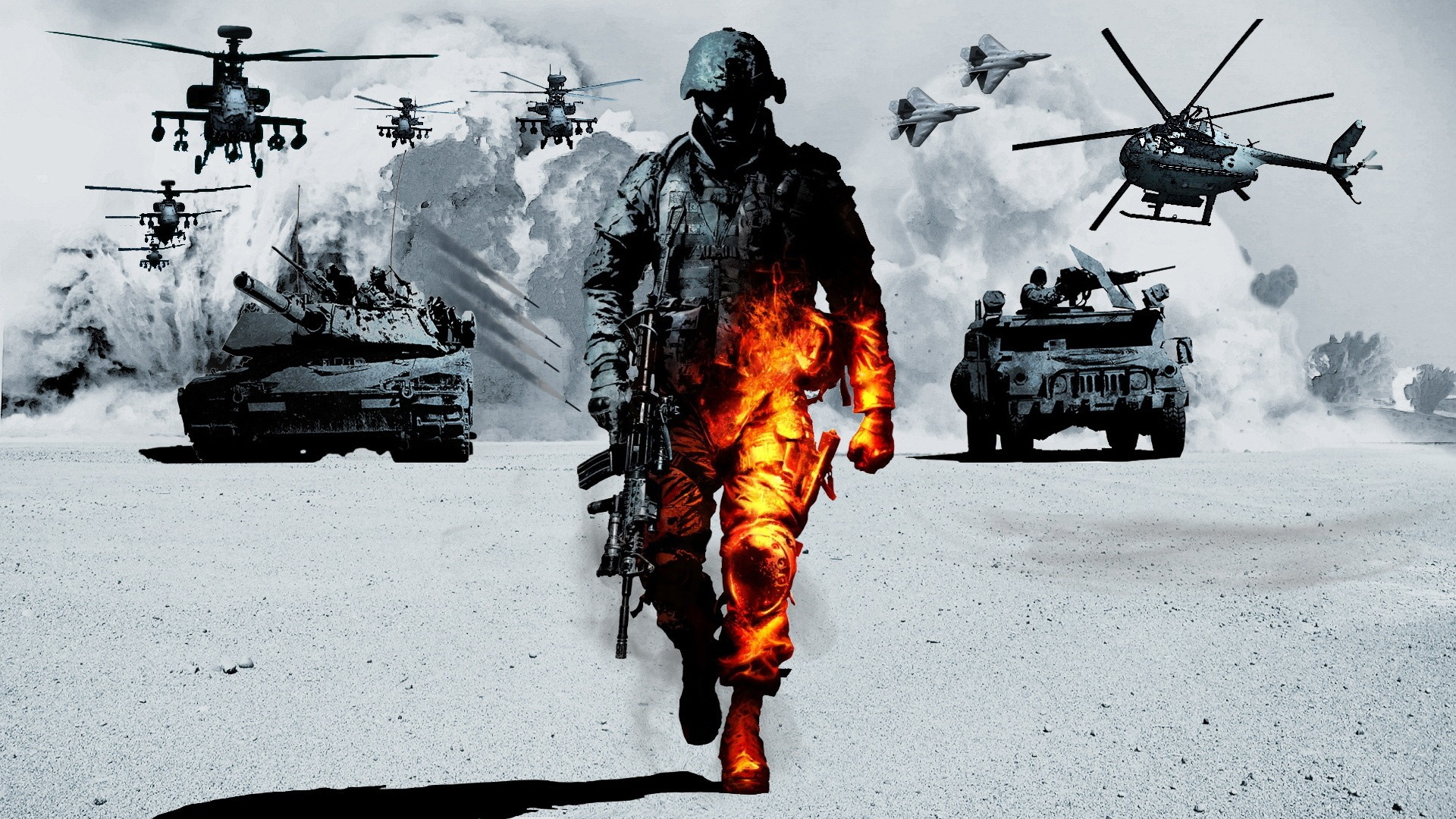 Battlefield Wallpaper 1920x1080 - WallpaperSafari