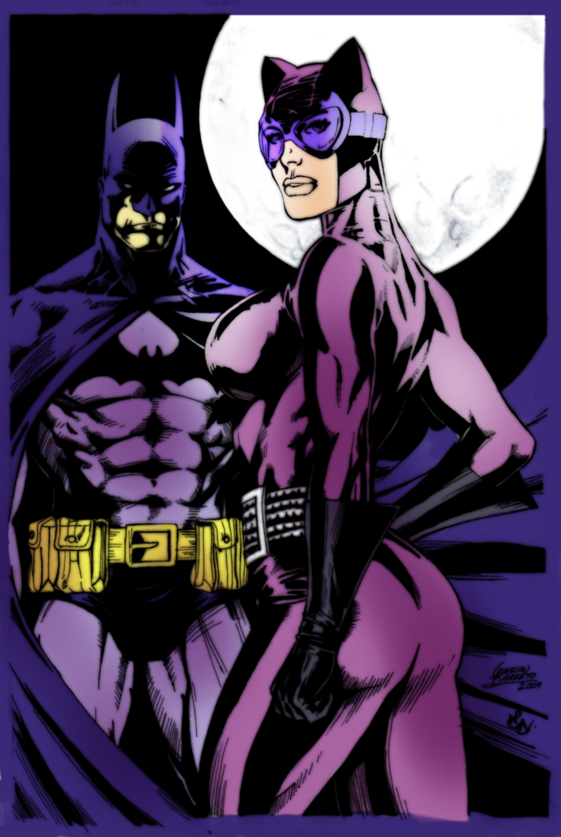 batman and catwoman 4 batman and catwoman 5 batman and catwoman 6 1104x1648