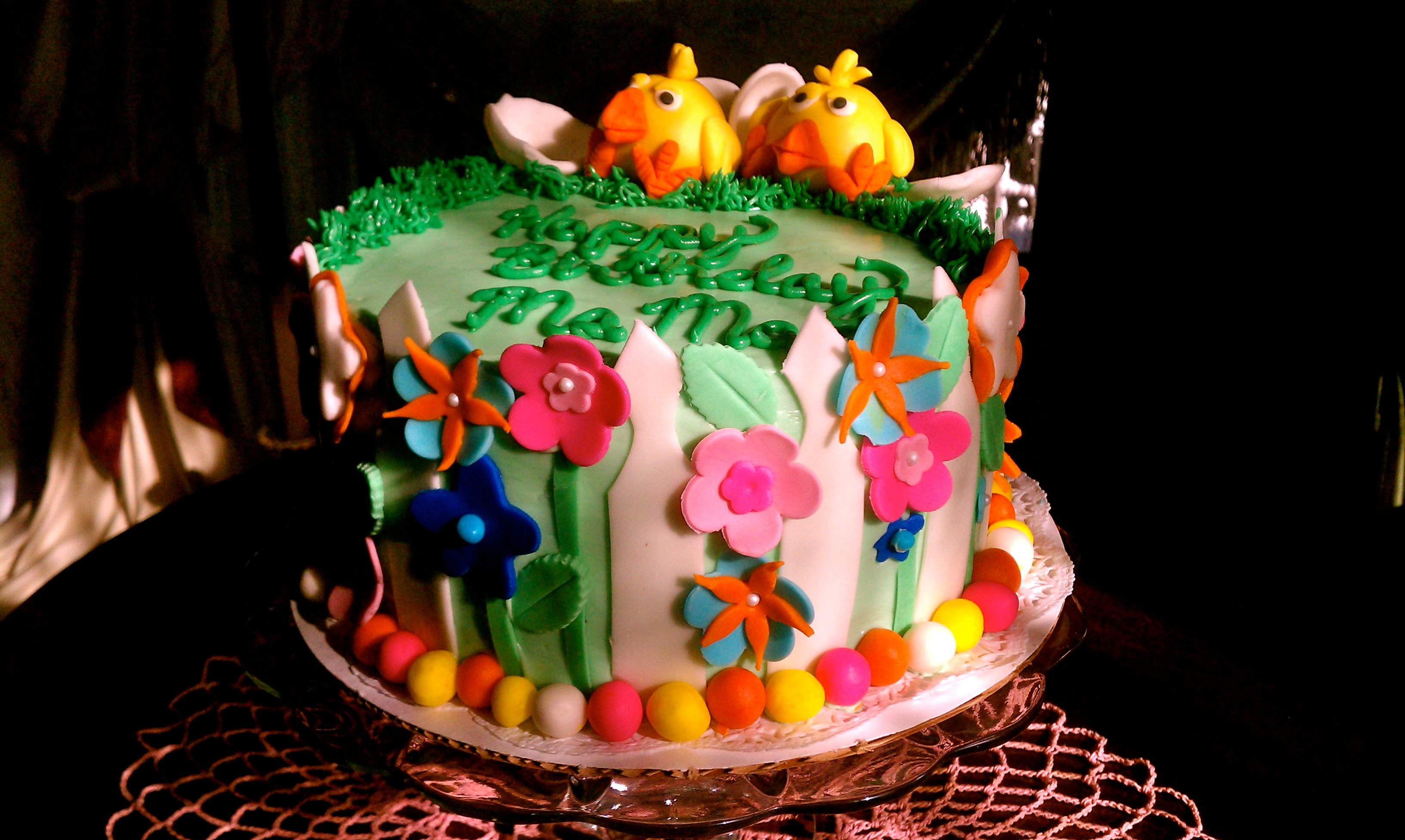 Birthday Cake Wallpaper Wallpapersafari