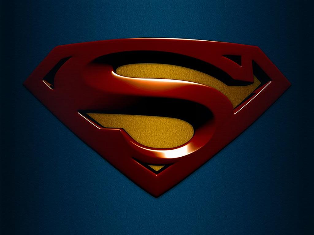 superman logo superman logo superman logo dc comics superman wallpaper 1024x768