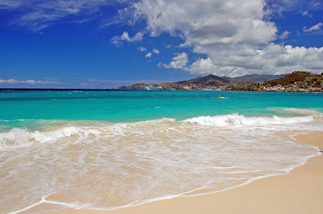 Anse Beach Grenada Landscape Nature Hd City Wallpapers 630x419