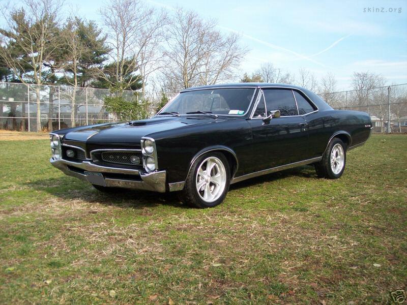 1967 Pontiac GTO Wallpapers 78 800x600