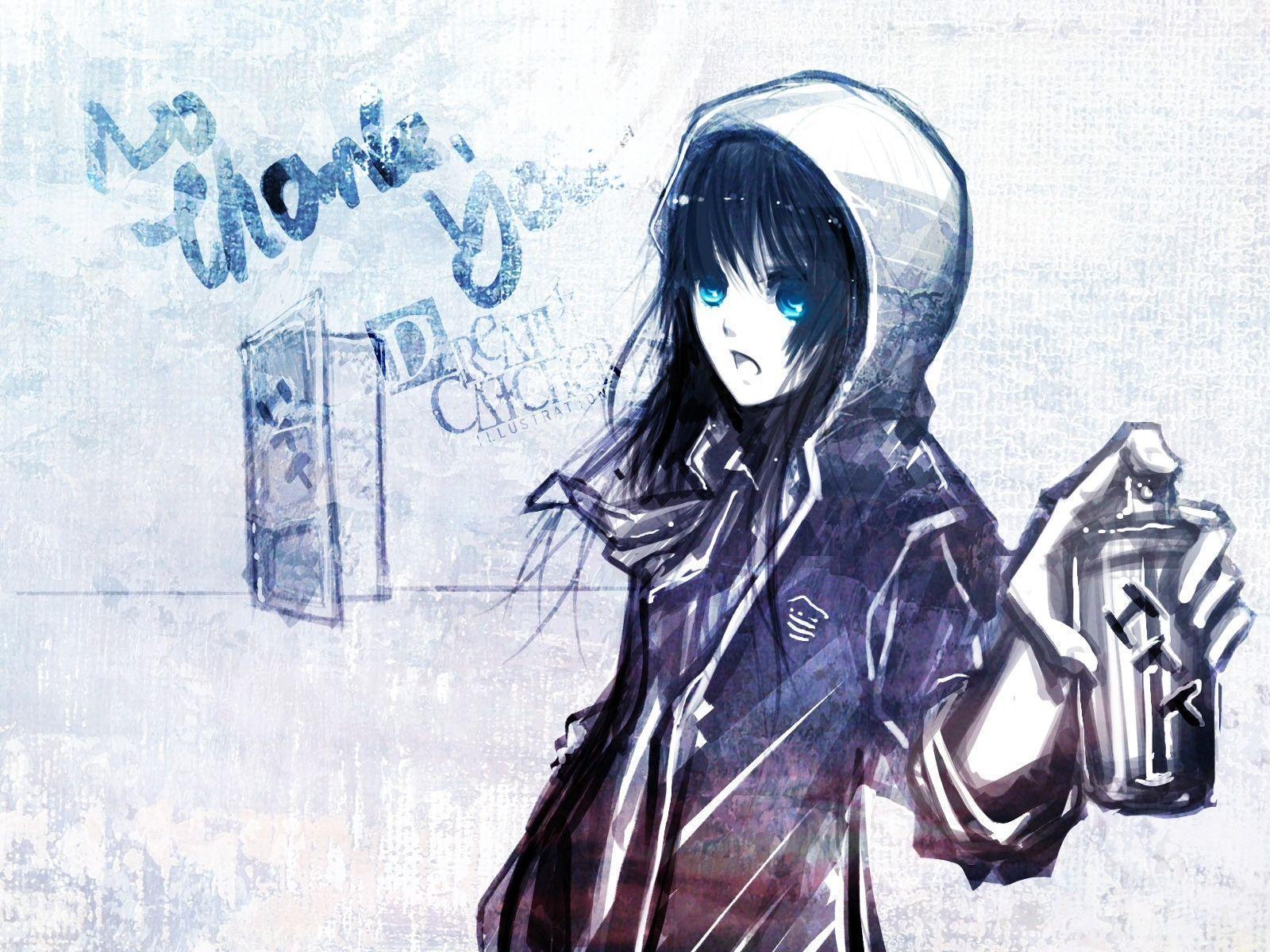 Emo Anime Wallpapers 1600x1200