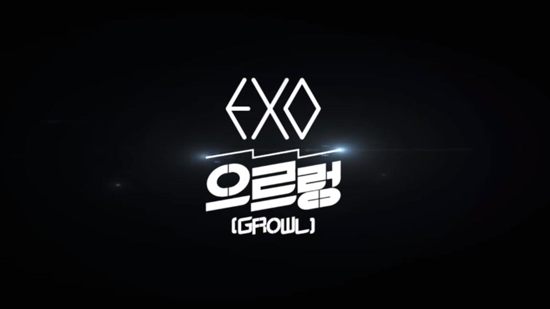Exo Wallpaper Growl Cover photo 1920x1080