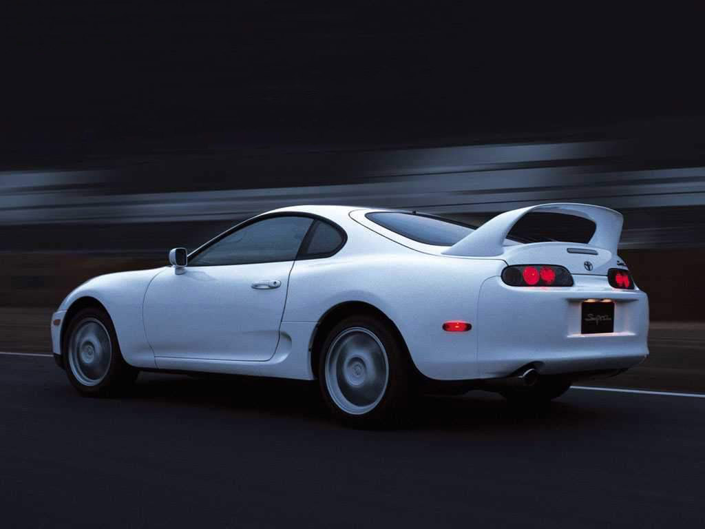 HD Cars Wallpapers Toyota Supra 1024x768