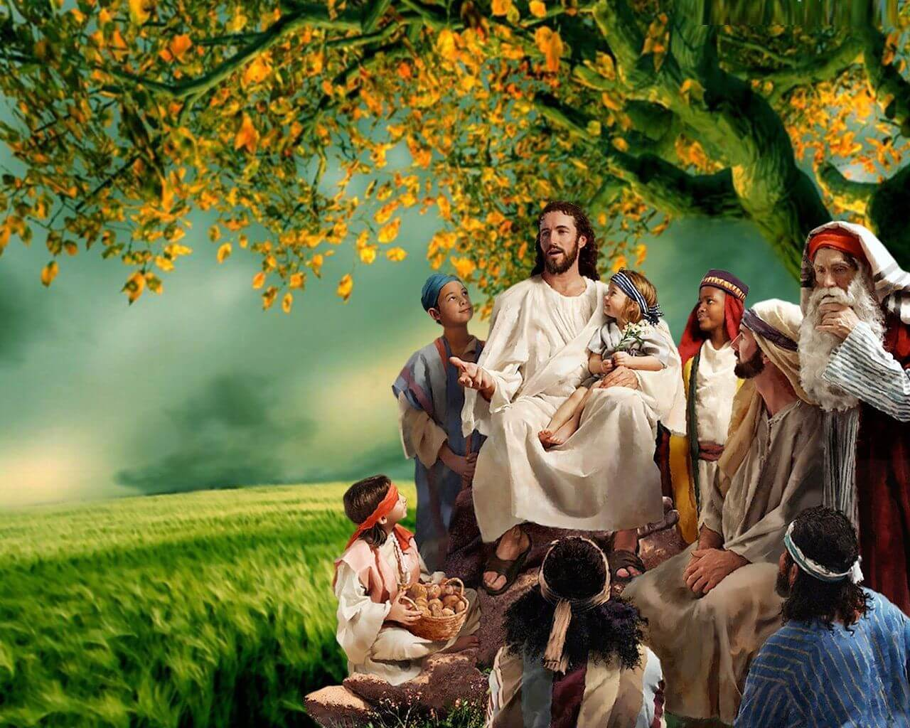Jesus Wallpapers Download   Holy Pictures Of Jesus 1280x1024