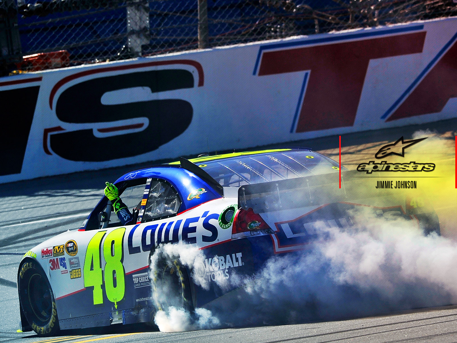 Wallpapers By Wicked Shadows Jimmie Johnson Nascar Unites: Free Jimmie Johnson Wallpaper