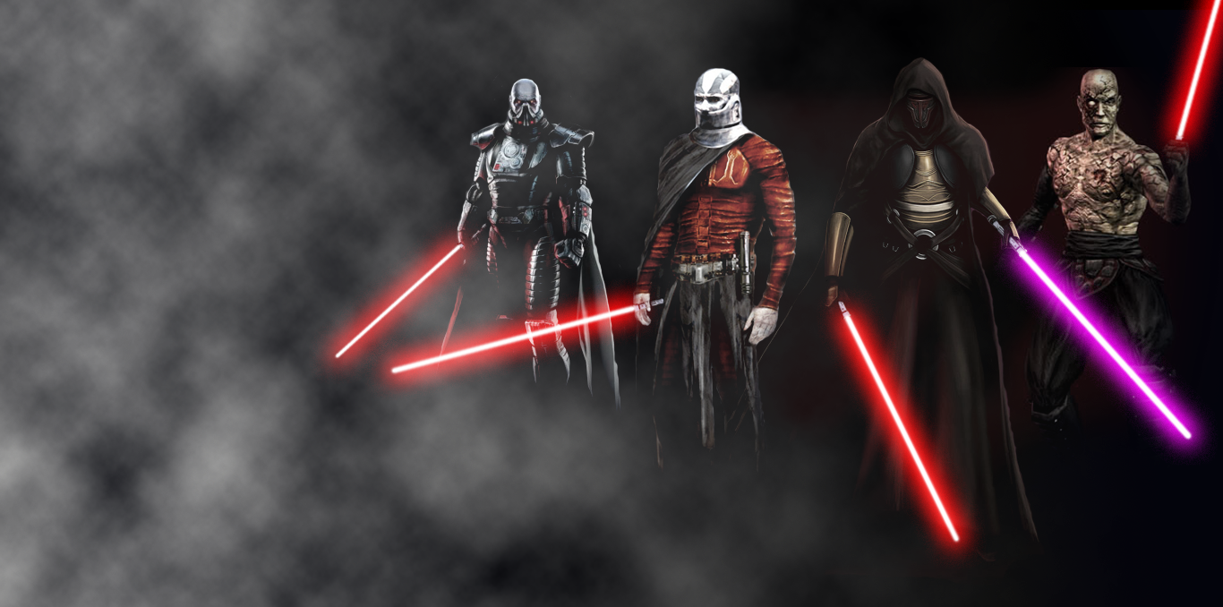Sith Lord Wallpapers 1366x678