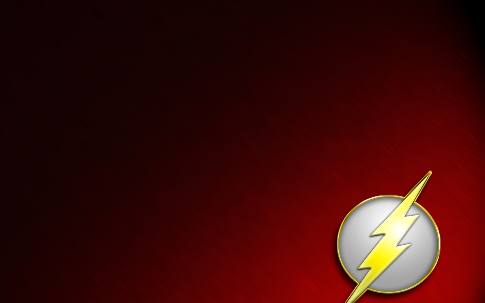 Flash Comics Logo The Flash Logo 1680x1050