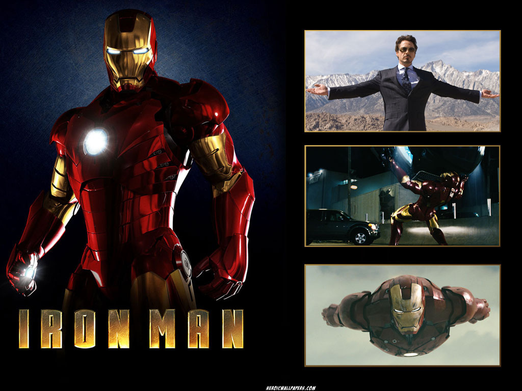 Iron Man Wallpaper   Iron Man Wallpaper 2725669 1024x768