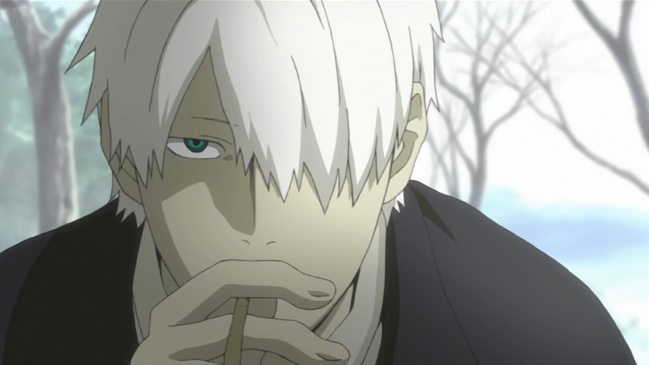 Ginko Mushishi 8 Desktop Wallpaper   Hivewallpapercom 1280x720