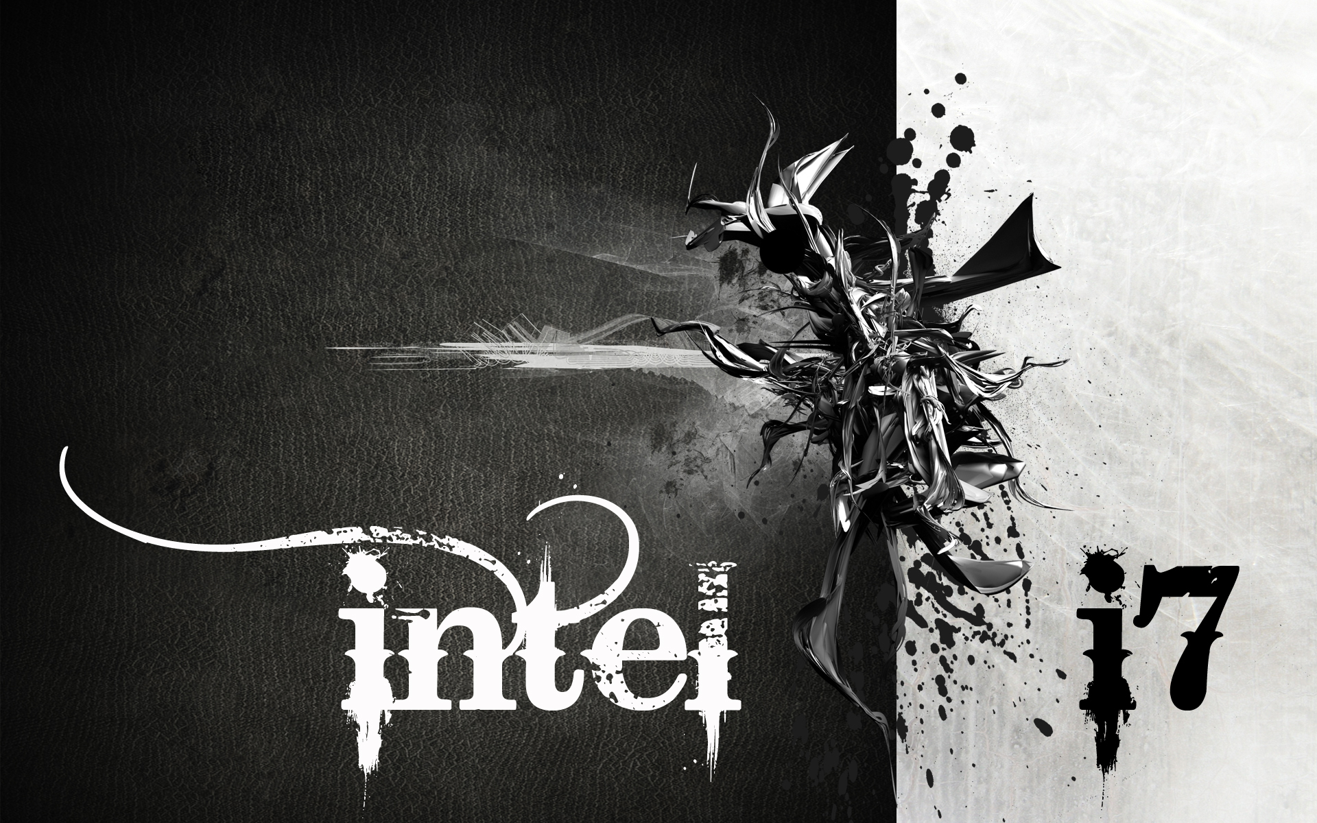 Grunge by Intel i7 Wallpapers Grunge by Intel i7 Myspace Backgrounds 1920x1200