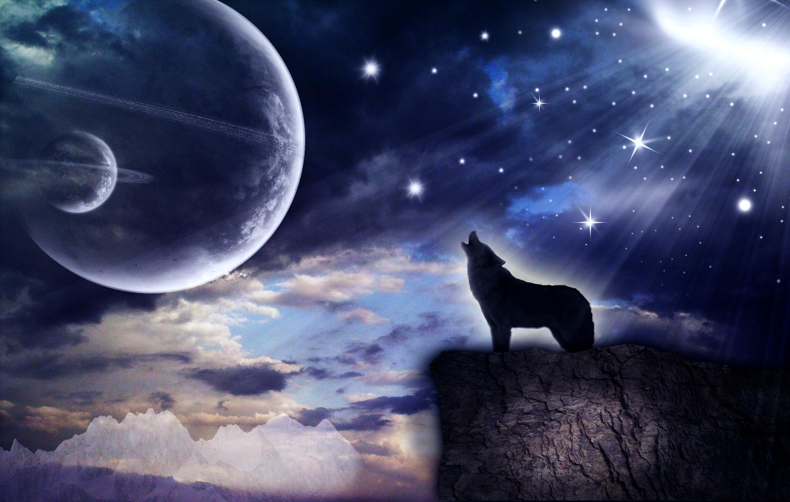 ограниченной картинки волчица под луной ответить него