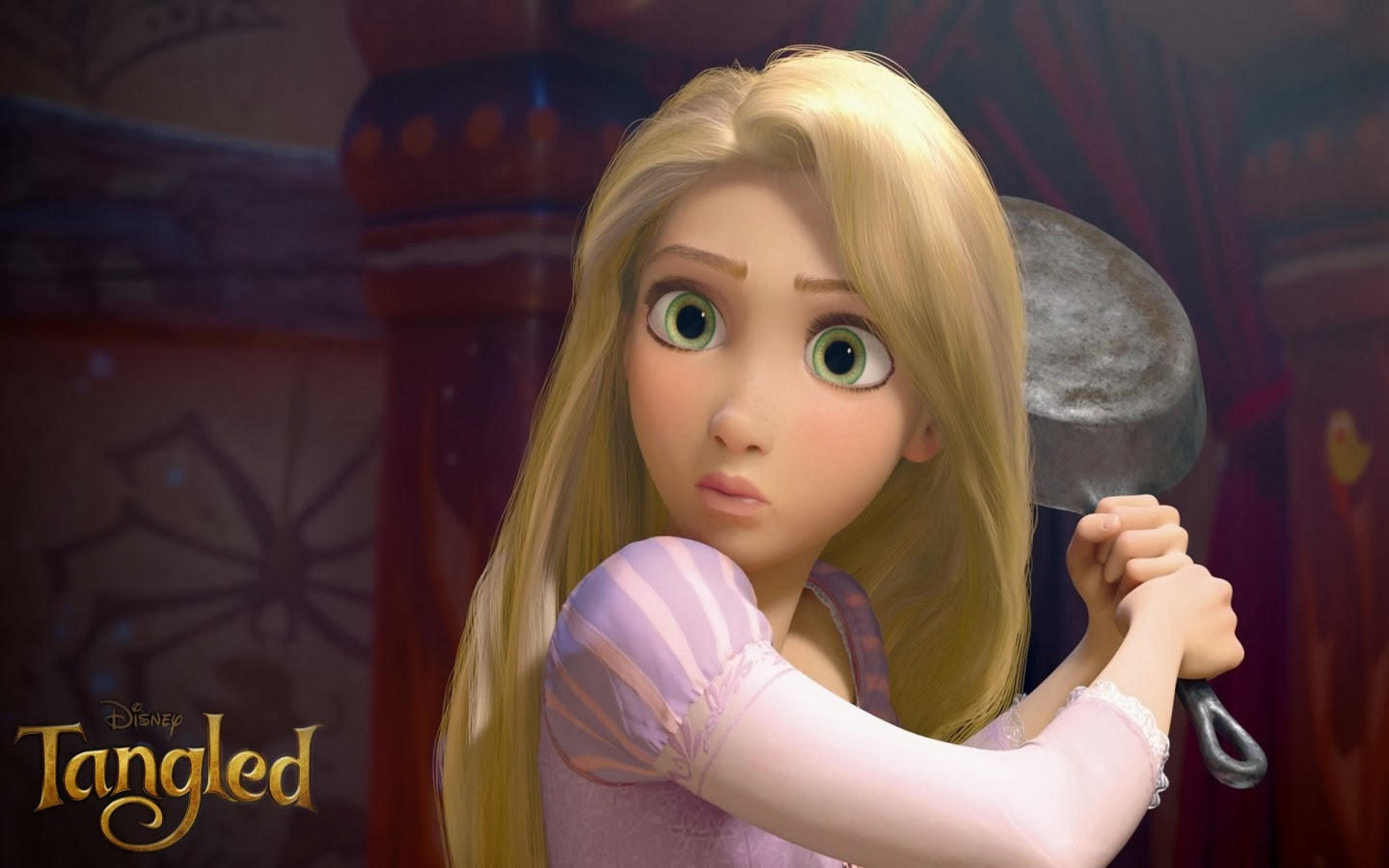Tangled Rapunzel HD Wallpapers Download HD WALLPAERS 4U FREE 1440x900