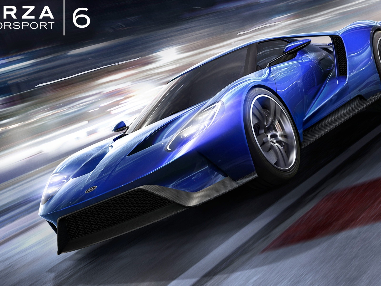 Ford Gt Forza Motorsport 6 Hd Wallpapers 1600x1200