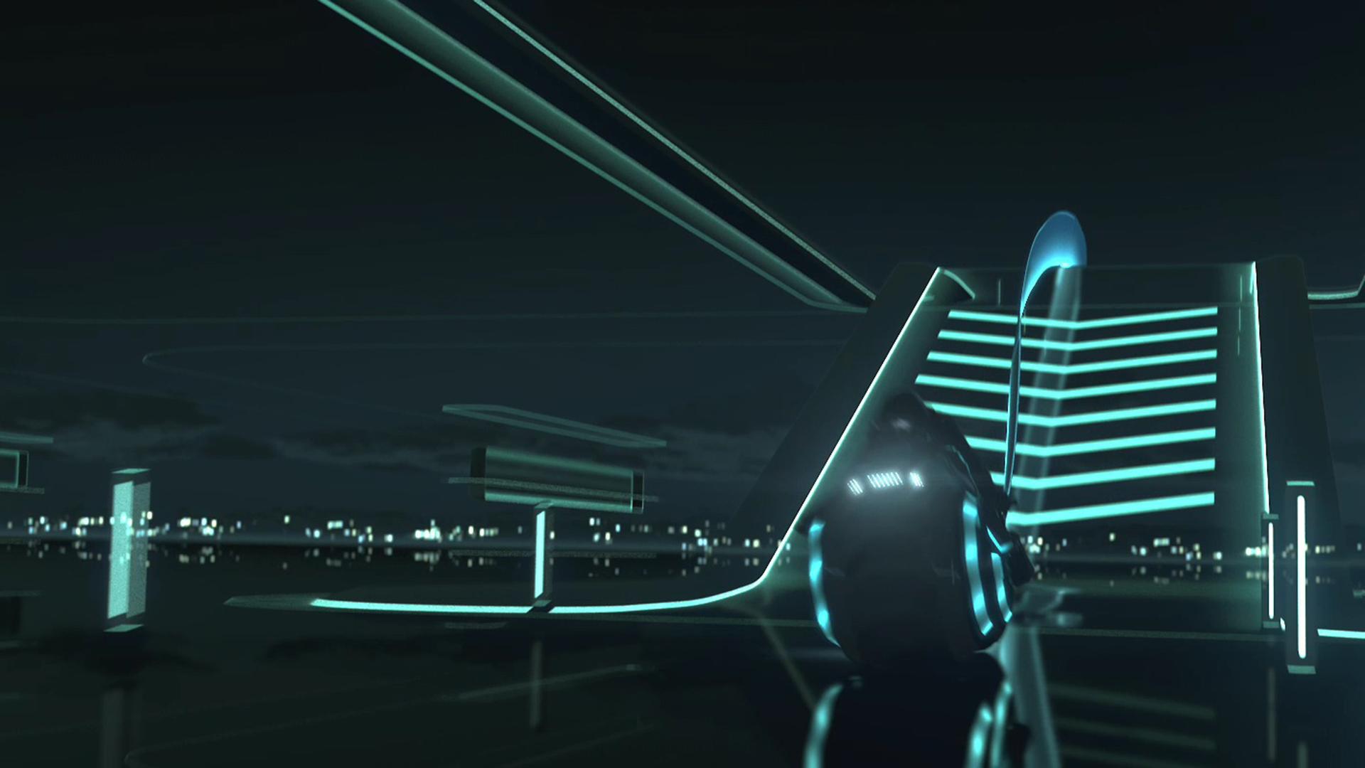 Tron Legacy Desktop Wallpaper