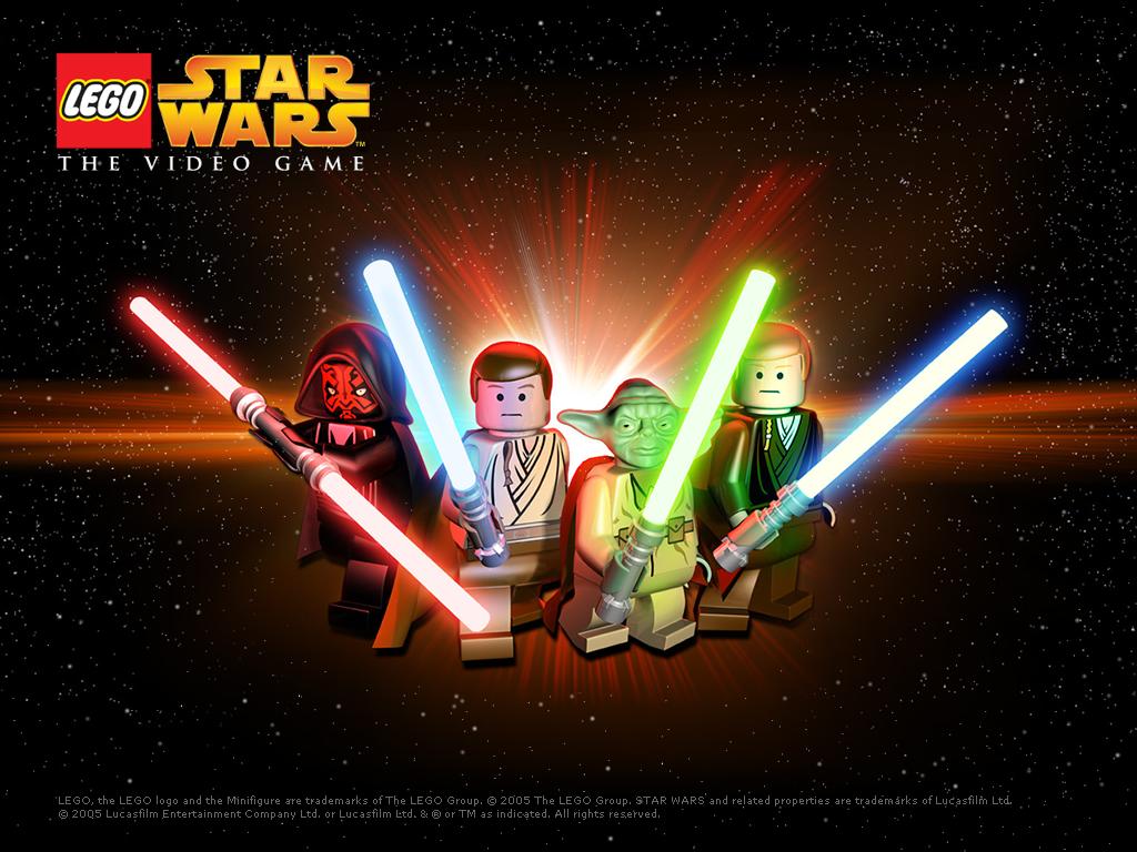 Lego Star Wars Wallpapers Wallpupcom 1024x768