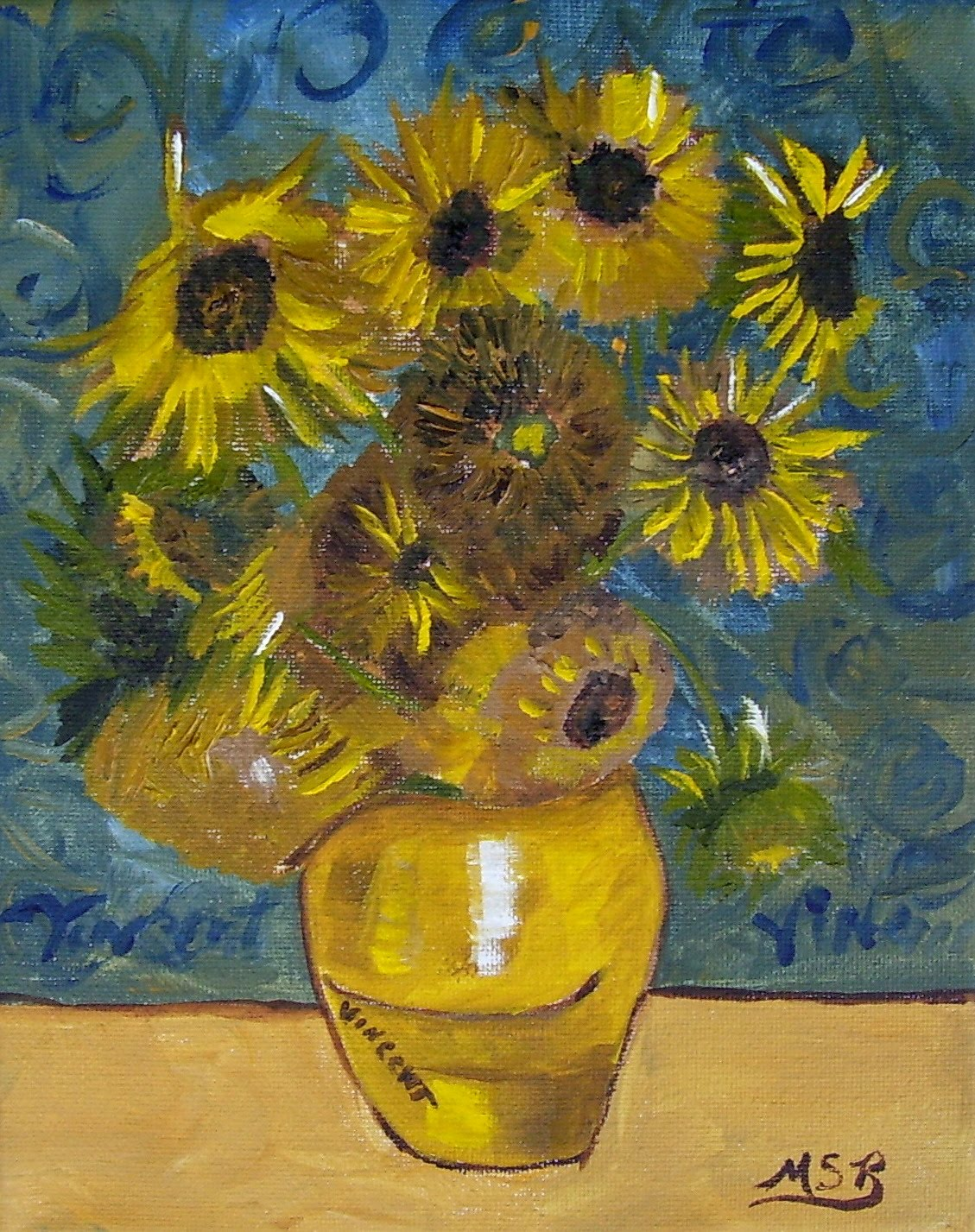 The Vincent Van Gogh Gallery.html | Autos Weblog
