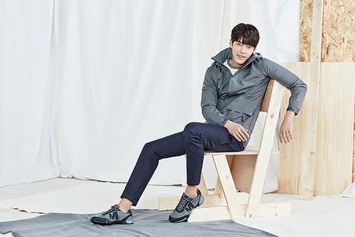 Kim Woo Bin images KIM WOO BIN FOR MERRELLS SS 2016 AD 500x333