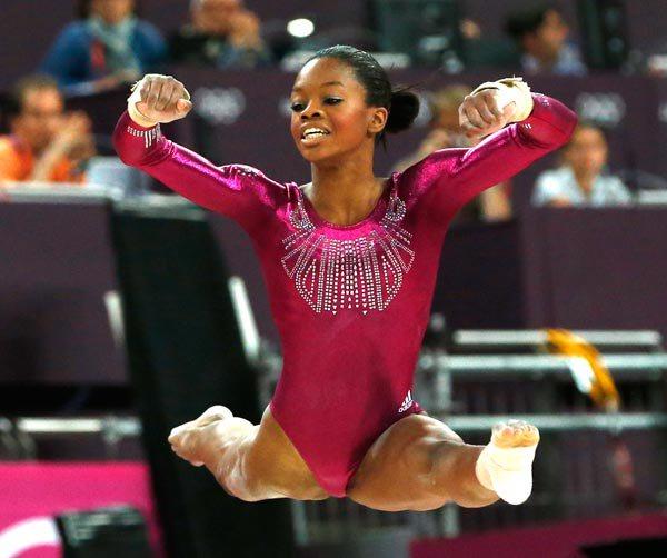 Gabby Douglas Responds To Hair Comments US Gymnast 600x502